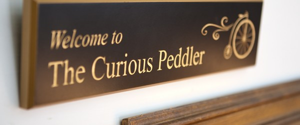 About curious Peddler