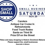 shop small mebane