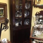"#310 Craftique ""Low Country"" Corner Cabinet"