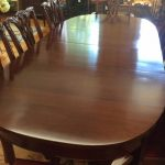#222 Craftique Dining Table